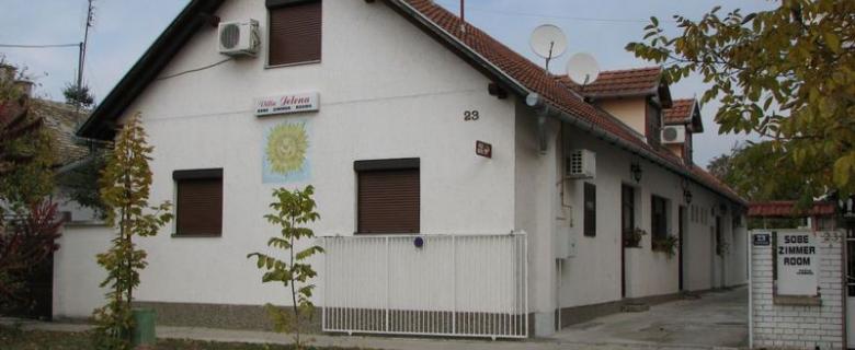 Sobe za odmor Vila Jelena