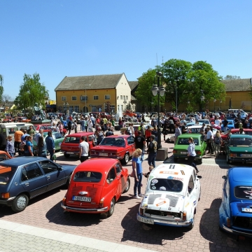 2. izložba Old Timer automobila, april 2018.